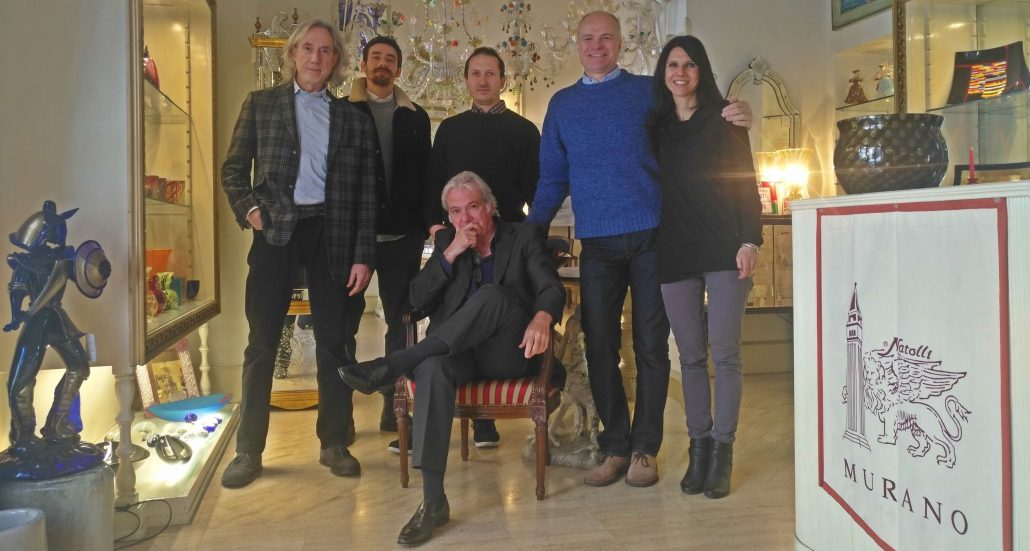 Sandro, Piero, Luis, Cristian, Marco, Annalisa